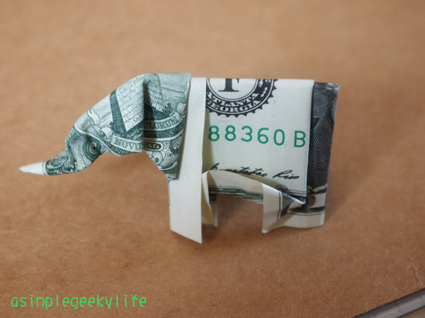 How to Make an Origami Elephant (with Pictures) - wikiHow | 450x600